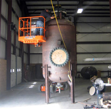 Special High Pressure Project - TetraSOLV